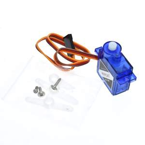 official Smart Electronics Rc Mini Micro 9g 1.6KG Servo SG90 for RC 250 450 Helicopter Airplane Car Boat