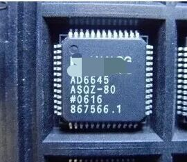 1pcs/lot  AD6645  AD6645ASQ  AD6645ASQ-80   QFP NEW