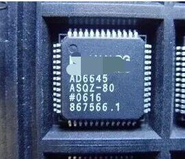1pcs/lot  AD6645  AD6645ASQ  AD6645ASQ-80   QFP NEW