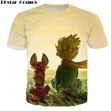 Plstar Космос harajuku женские/мужские футболки в стиле «Маленький