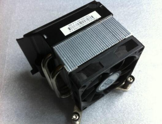 Fan & Heatsink for 447406-001 7400 2810 well tested working fan for 398442 001 db04048b12u dl320g4 well tested working