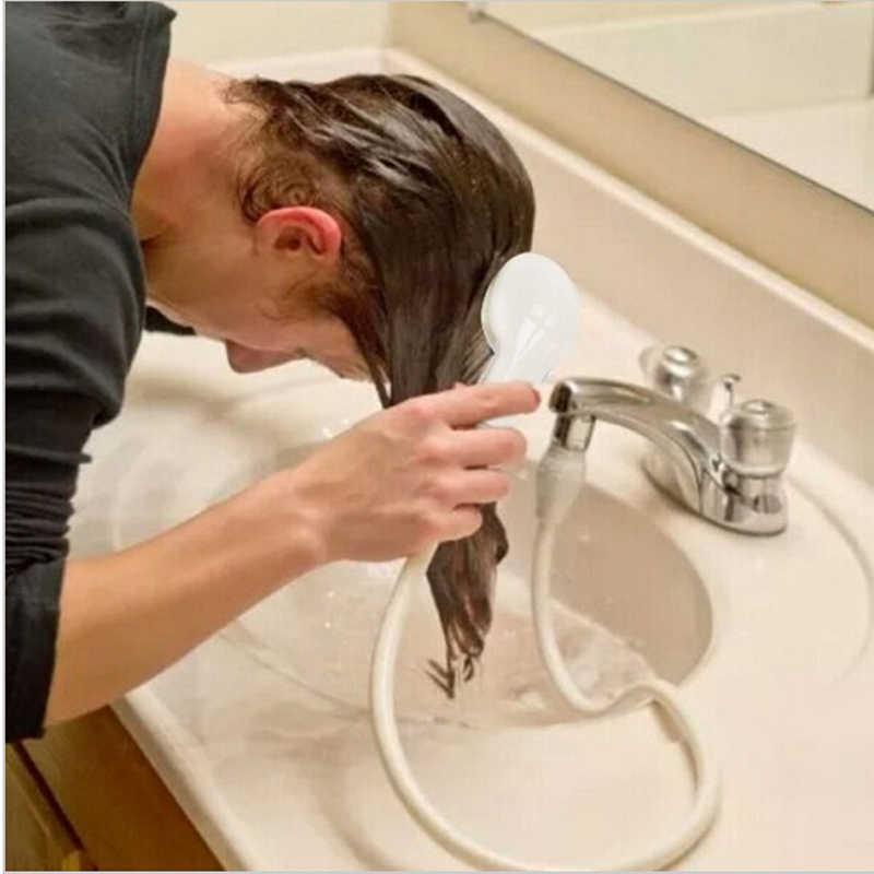 JORMEL кошка собака Ванна Душ Лидер продаж Pet Multi-function белый кран Спрей головы для мытья волос душ