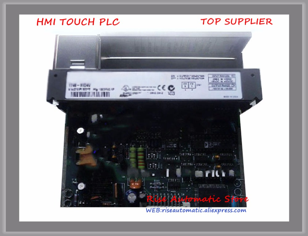 1746-NIO4V PLC 55mA 2 Number of Inputs Analog Combination Modules New Original plc 60ma 4 number of inputs thermocouple analog input module for 1746 nt4