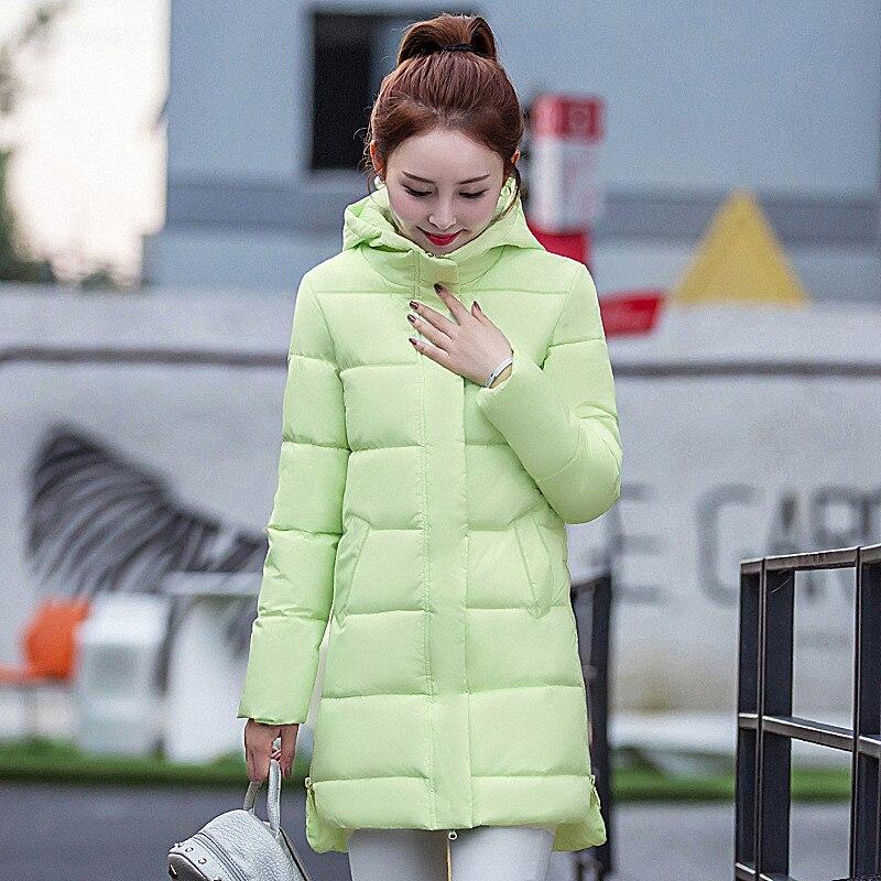 ФОТО Woman Female Jacket Coat High Quality Winter Jacket Women 2017 New Winter Womens Parka Hooded Long Irregular Winter Coat Women