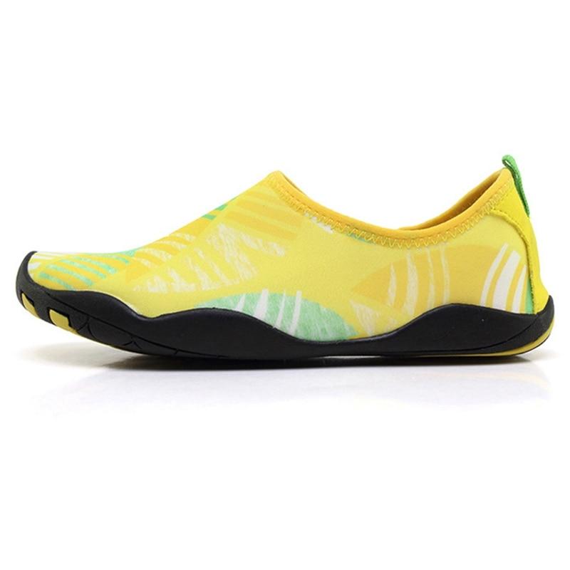 Water Shoes Outdoor Swimming Beach Aqua Shoes Anti-Slip Women Men Trekking Surf Upstream Shoes Diving Quick Dry Sneakers Women