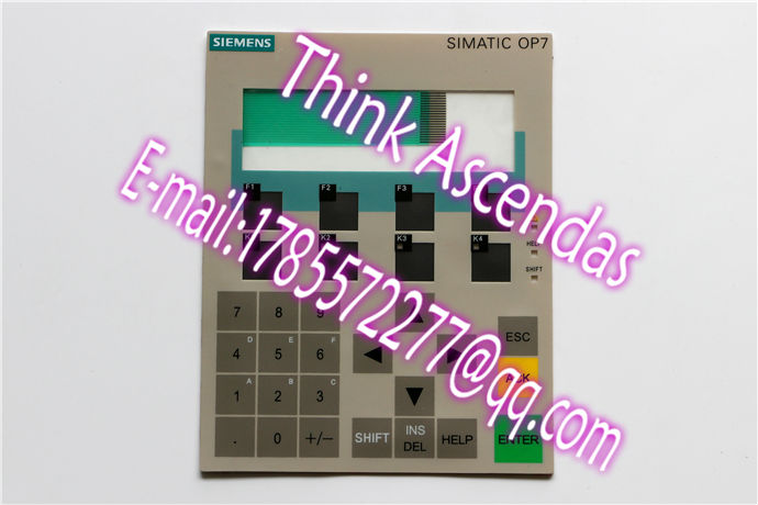 New OP7 OP7\DP 6AV3607-1JC20-0AX1 Membrane Keypad ever after high пазл 500a чем 00675