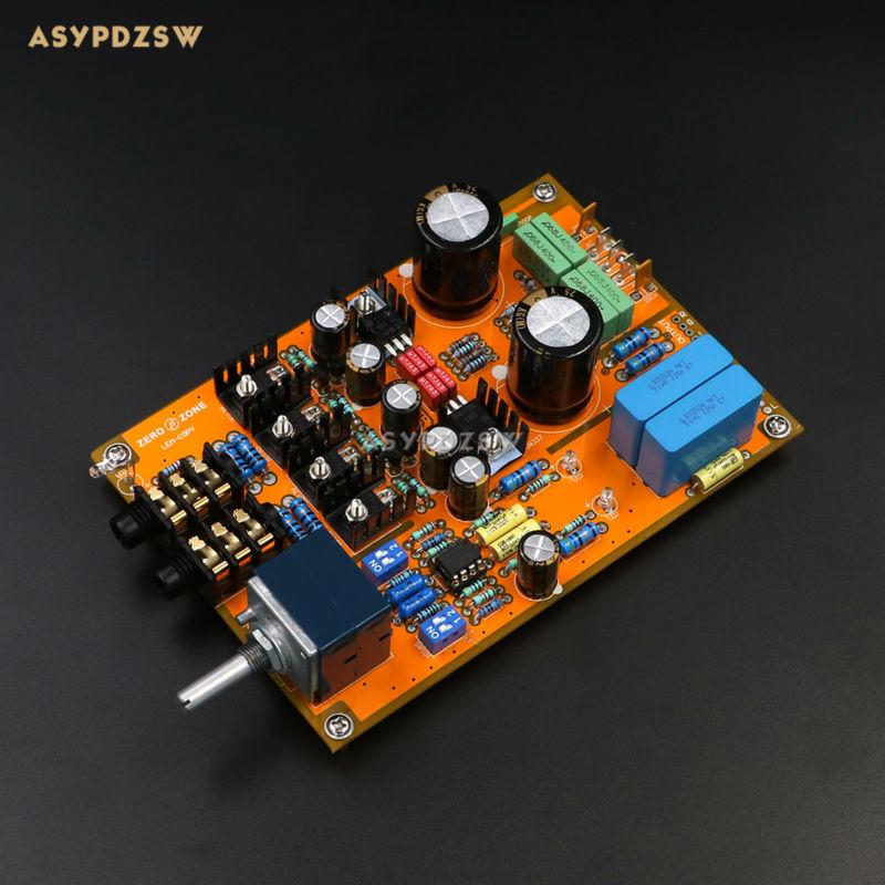 Assembled high version LEM Copy Class A Headphone power amplifier clone Lehmann amp finished board