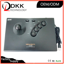 Neogeo 조이스틱 USB 게임 패드 컨트롤러 지원 snk 용 무료 배송 PC 컴퓨터 데스크탑 노트북