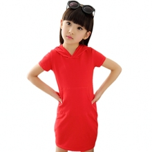 2019 Hot Sale 3 4 5 6 8 10 11 12 Years Girls Summer baby casual style Cotton kids Summer Girls Dress Tutu Dresses For Girls Hat hot sale 2017 summer girls wedding
