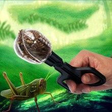 Террариум для рептилий паук зажим для крикета аквариума помет кормления инструмент для очистки APR1_35