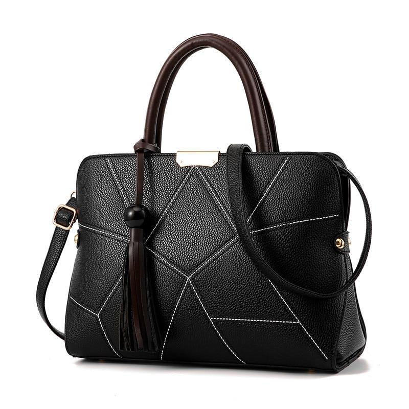 ФОТО New to the luxury fashion handbags female designer idea lychee pattern mother bag women bag large capacity Messenger bag high qu