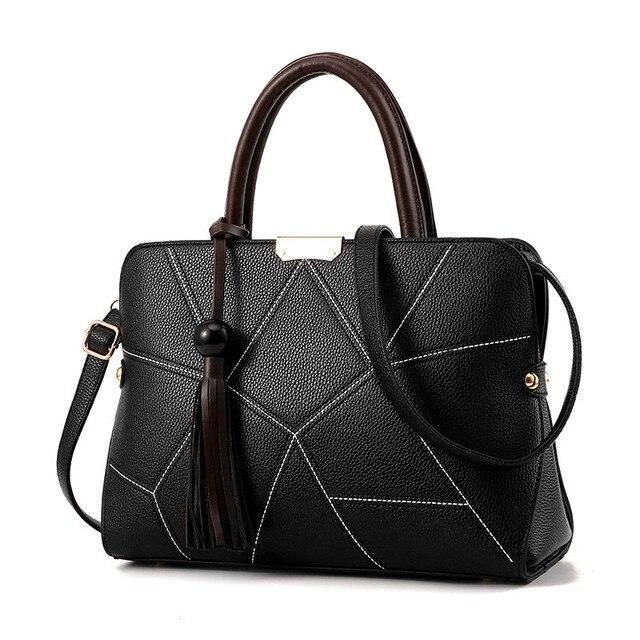 New to the luxury fashion handbags female designer idea lychee pattern mother bag women bag large capacity Messenger bag high qu