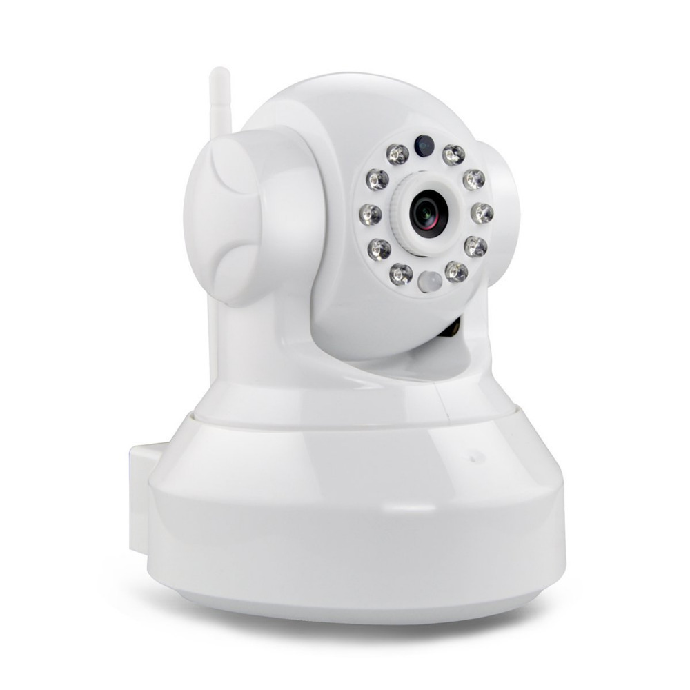 Wireless 720P IP camera Wifi Security Home Monitoring CCTV Surveillance Network Webcam Pan/Tilt Video Surveillance 2 way Audio high quality wireless pan tilt 720p security network cctv ip camera wifi webcam with different accessories