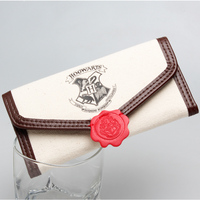 Harry Potte Canvas Bi Fold Wallet DFT 1903