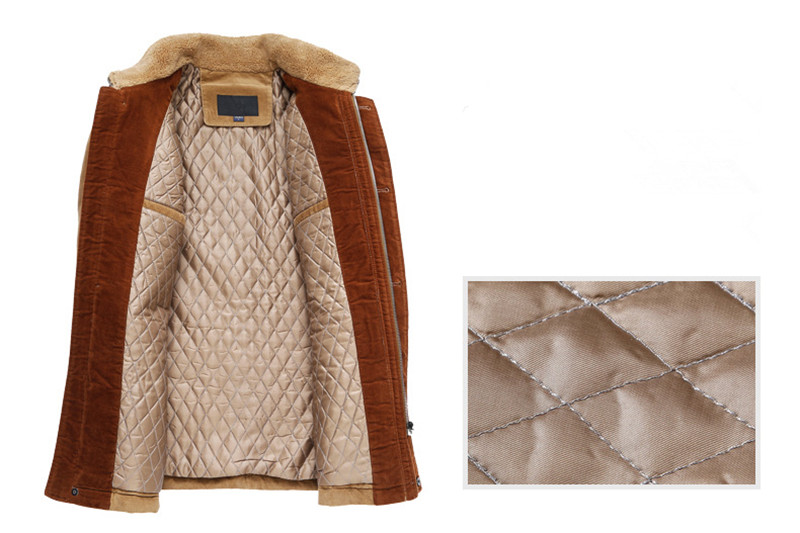 Winter verdicken Klassische mäntel männer Business Jacke hohe qualität woolen casual graben mantel männer, männer Windjacke, größe M zu 6XL, 7XL - 4