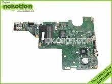 637583-001 Laptop motherboard For Hp Pavilion G62 Intel i3-370m cpu onboard DDR3 DAAX1JMB8C0