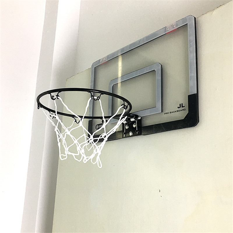 45.5CM Basketball Stand Basket Holder Activity Hoop Goal Fun Sports Game Mini Indoor Child Kids Boys Toys Sport BOX J106