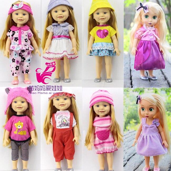 Wholesales 5sets/lot Doll skirt  for 16 40CM doll clothese dress for Cinderella Princess Belle Rapunzel Snow white Elsa Anna disney princess brass key 2003 holiday collection porcelain doll snow white