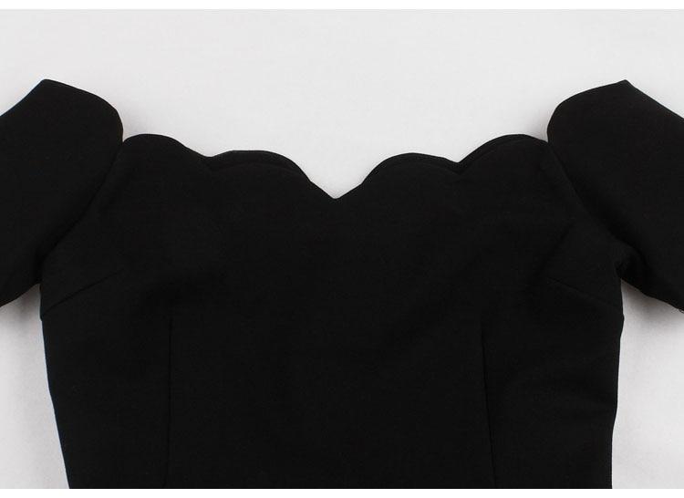 Plus Red Black Little Corta Retro Dress 2xs Abiti Manica Size Made 3xs Personalizzare Primavera Donne Vintage Price Custom Estate 10xl Signore 8xl Grande PZI6Oq