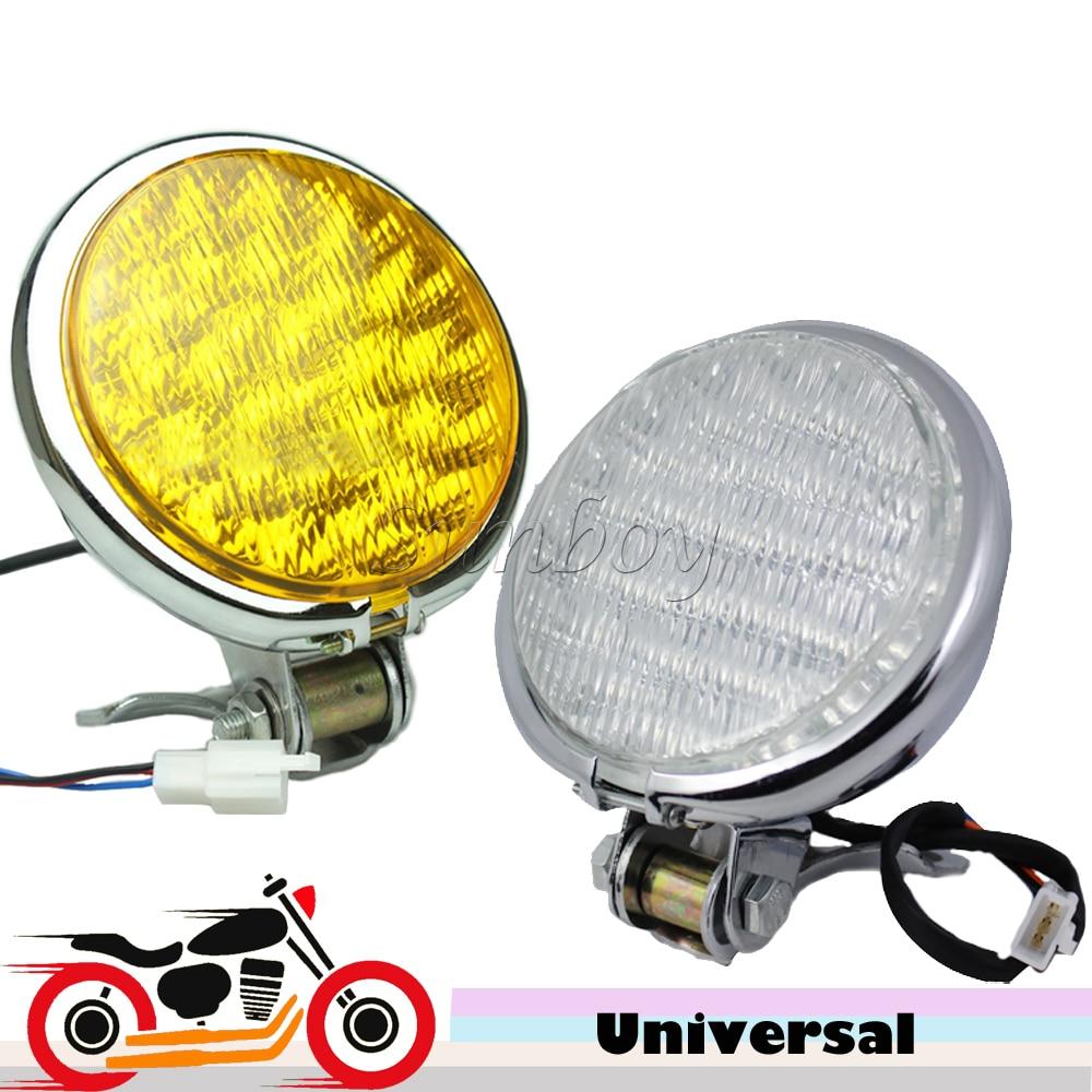 12 v 30 LED 5 '' Motorfiets Koplamp Hoge Dimlicht Voor Hoofd Lamp - Motoraccessoires en onderdelen