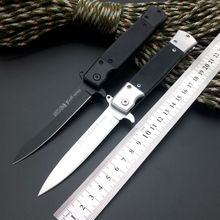 Новый Складной Нож 440 Клинок G10 Ручка Sog Карманный Нож Выживания Отдых На Природе Тактический Охота Ножи Открытый Инструменты Бесплатная Доставка s1