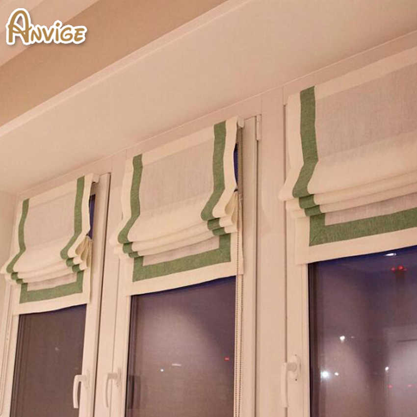 Roman Blinds Shades Customized