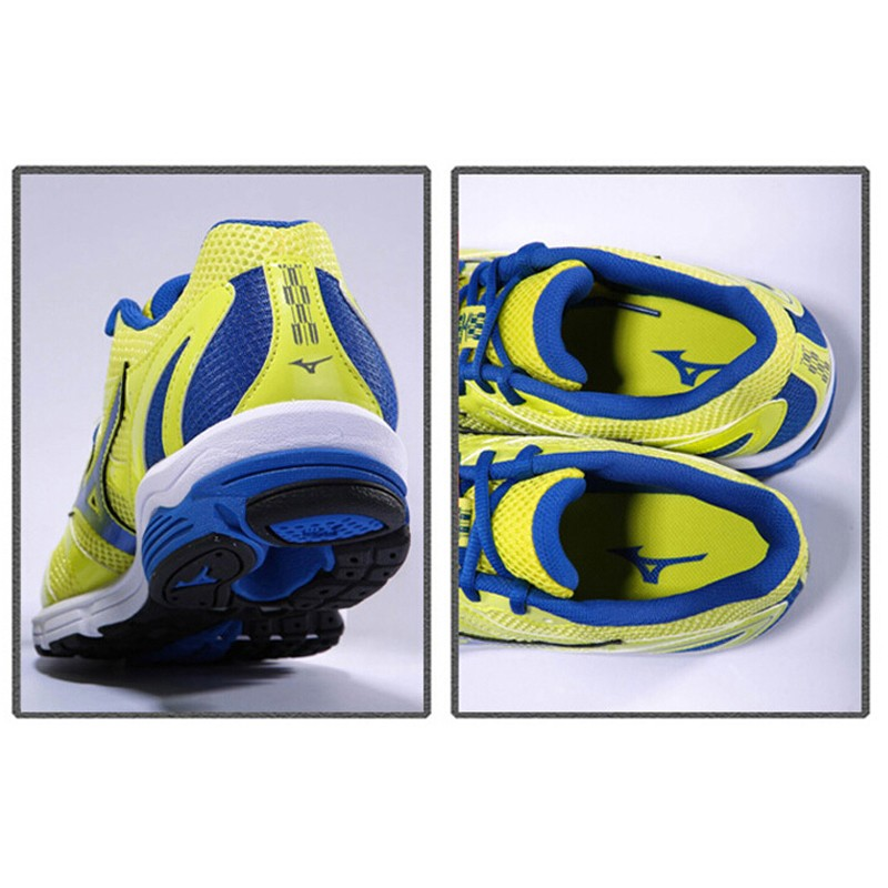MIZUNO Sport Sneakers Men's Shoes WAVE IMPETUS 2 Running Shoes DMX Technology Cushioning Running Shoes J1GE141305 XYP227 8