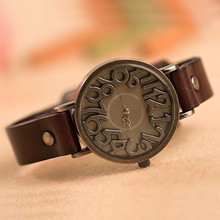 New Vintage Pure Leather Watch
