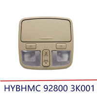 Dome light reading lamp sunroof switch car glasses case reading light map light for hyundai Sonata 928003K001
