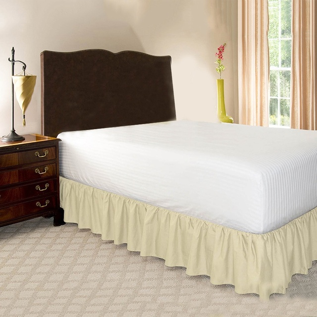 Apricot Queen bed with drawers 5c64f31fa90c7