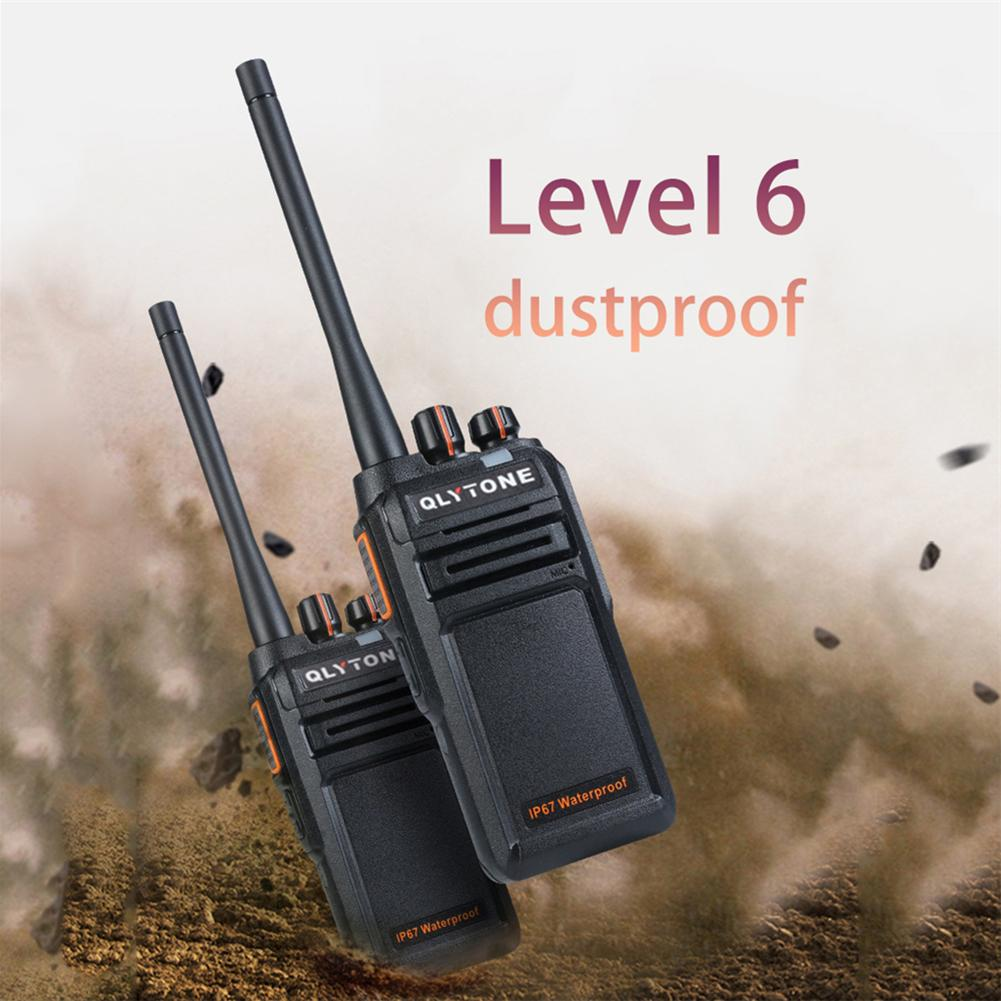 Newest Handheld Walkie Talkie Portable Wireless Professional Handheld For Radio Hunting IP67 Outdoor Rescue Handheld Transceiver