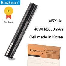 KingSener 14.8V 40WH Laptop Battery K185W M5Y1K For DELL Vostro 3451 3458 3551 3558 V3458 V3451  N3558 N5558 WKRJ2 GXVJ3 HD4J0
