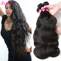 Brazilian Virgin Hair Body Wave 3Bundles Soft And Thick Human Hair Weave Bundles 7A Unprocessed  Virgin Hair Brazilian Body Wave