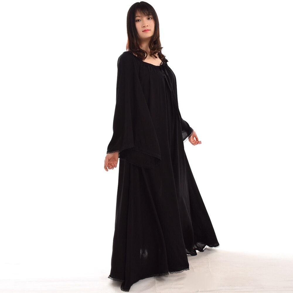 78f1cb309b1 Vintage-Renaissance-Femmes-Robe-M-di-vale-Robe -Gothique-Trompette-Manches-Dentelle-Longue-Chemise-Max-Robe.jpg