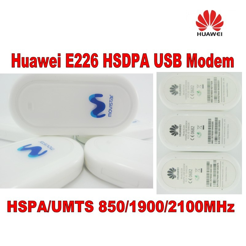 modem 3g huawei e226 mac