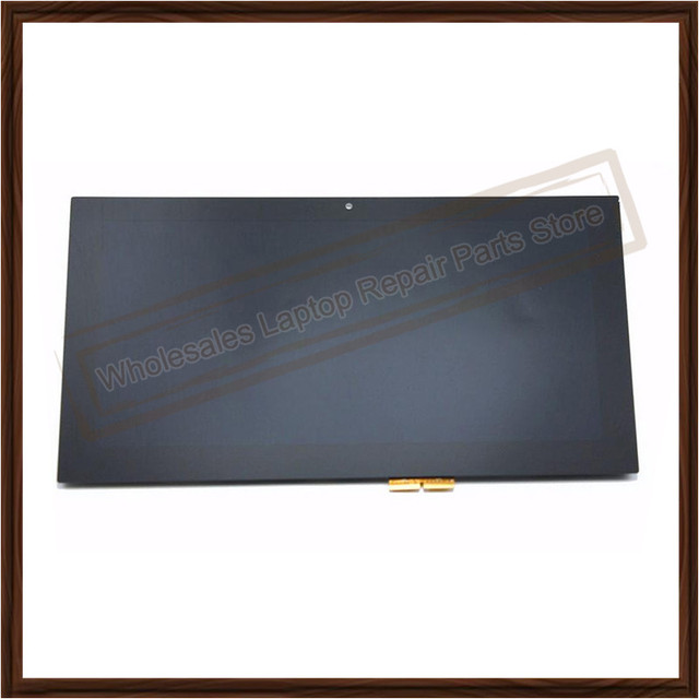 "Substituição laptop 11.6 ""lcd touch screen glass digitador assembléia para dell inspiron 11 3147 3148 3000 lp116wh6 testado bem"