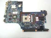 For HP ENVY17 17-1000 laptop motherboard DDR3 DA0SP8MB6F0 HD58501G 618859-001 Free Shipping 100% test ok недорого