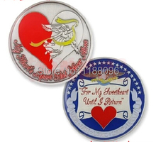 2014 Wholesale and retail  Top Quality brass custom wedding coins medals coin jewelry Antique Craft hl50054