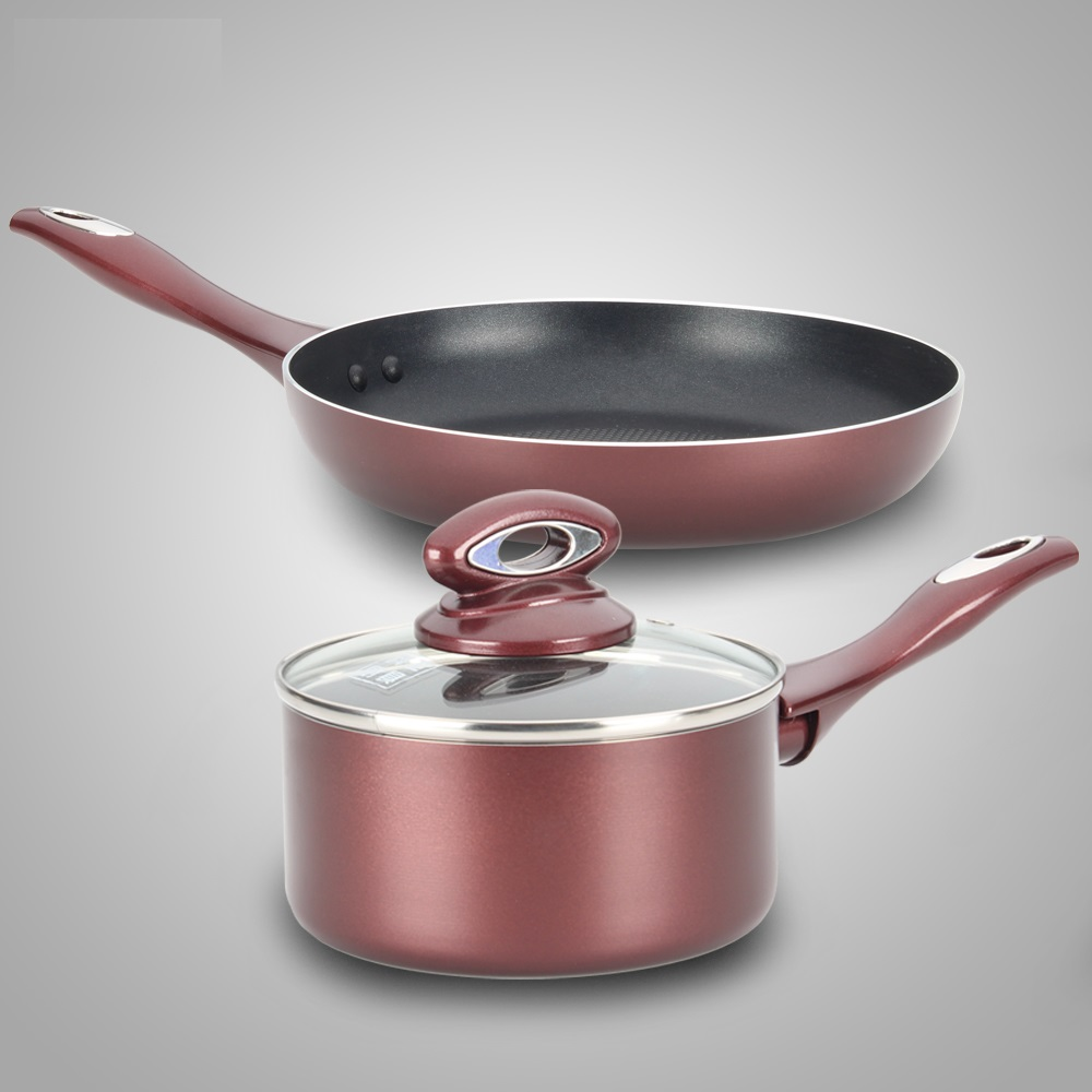 Popular ceramic cookware set buy cheap ceramic cookware for Buy kitchen cookware
