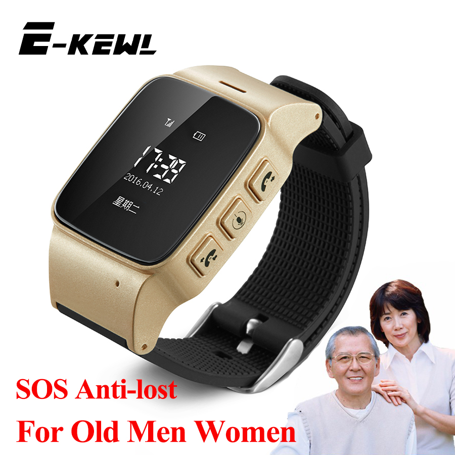 font b Smart b font Watch D99 Elderly font b Smart b font Watch Phone