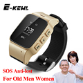 Smart Watch D99 Elderly Smart Watch Phone SOS Anti-lost Gps+Lbs+Wifi Tracking With WIFI Mini Watch for Old Men Women iOS Android