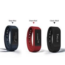 Wristband I5 Plus Smart Bracelet band IP67 Waterproof Watch 0 91 OLED TPU Smartband Fitness Tracker
