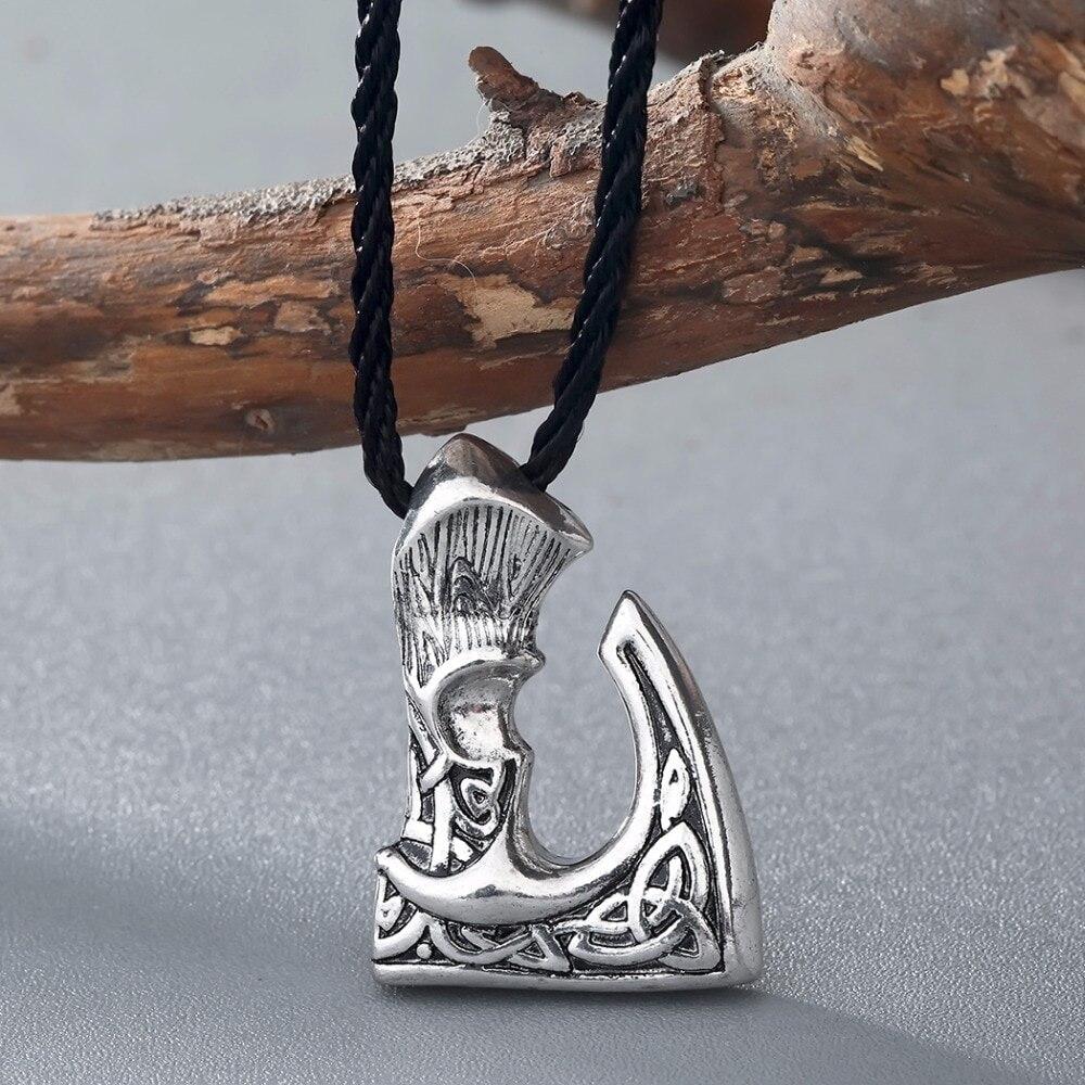 Collier Bronze Viking  3