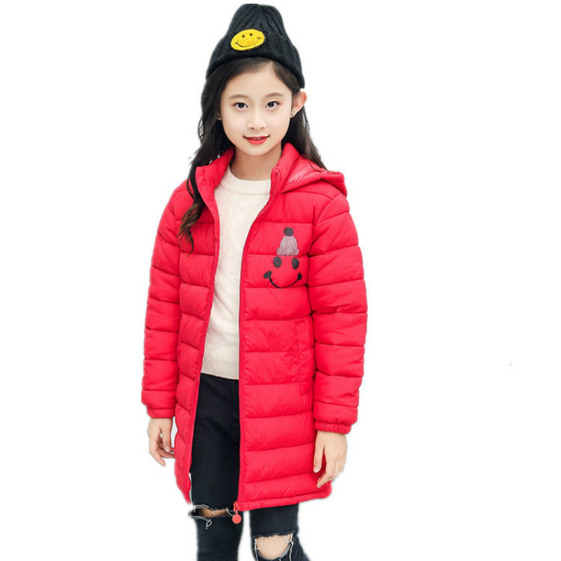 The New In Long-length Children's Clothes with Cap Bonnet Duck Velvet Fill Children's Winter Jackets The Princess Down Jacket сервировочная салфетка domenik 1001 nights 50 35 см
