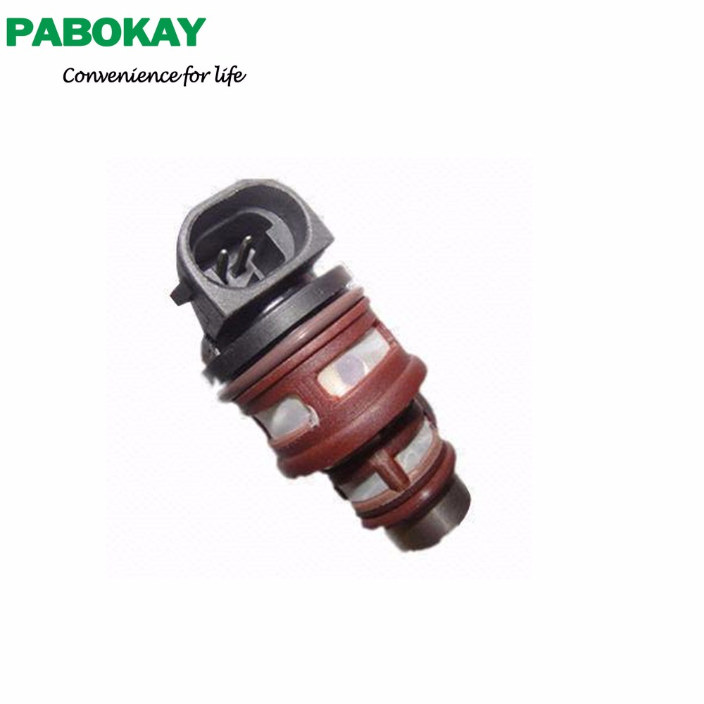 все цены на FOR 1987-1991 CARS-TRUCKS 2.0L 2.2L 2.5L L4 ROCHSTER TBI FUEL INJECTOR 17111986 D224A5278 5235277 онлайн