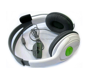 Image 5 - OCGAME Kopfhörer Kopfhörer Weiß Große Gaming Chat Headset Mit MIKROFON Mikrofon Für xbox360 Xbox 360 Live