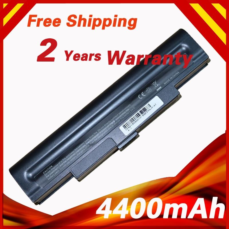 Golooloo 4400mAh 6 Cells Laptop Battery 11.1V For Samsung AA-PB5NC6B AA-PB5NC6B/E Q35 Q45 Q70 Q35 Pro NP-Q35 NP-Q45 NP-Q70