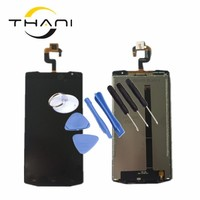 For Original Oukitel K10000 LCD Display And TP Touch Screen Digitizer Assembly Lcds Tools 5 5