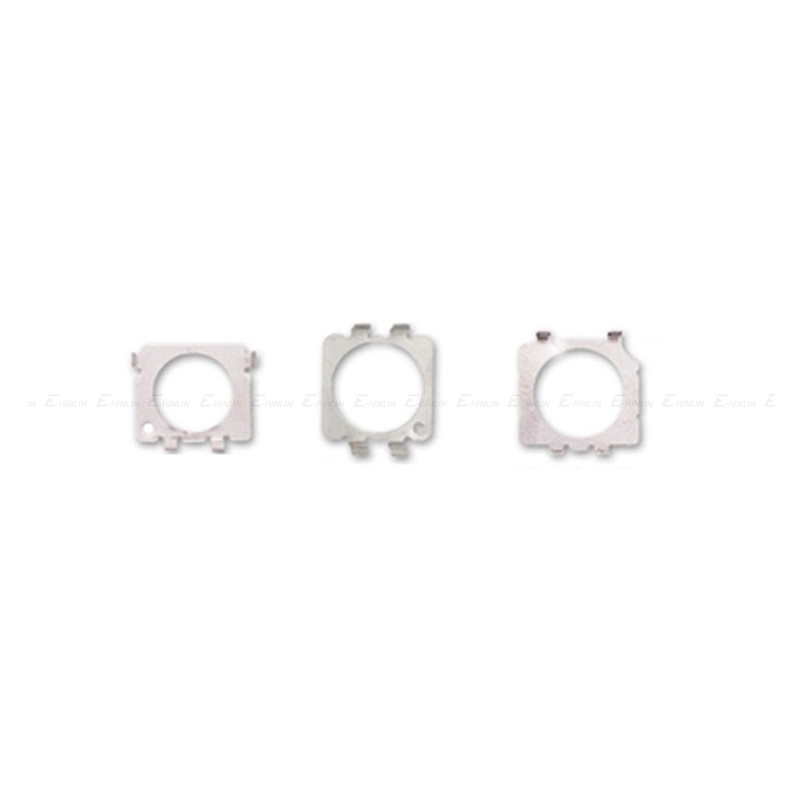 2pcs New Main Back Camera Rear Metal Bracket Holder Repair Parts For iPhone 6 6S Plus 7 7 Plus 8 8 Plus X
