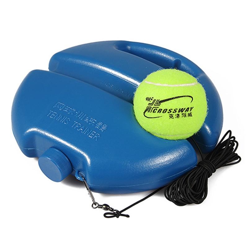 2019 Hight Quality Tennis Training Tool Exercise Tennis Ball Self-study Rebound Ball Tennis Trainer